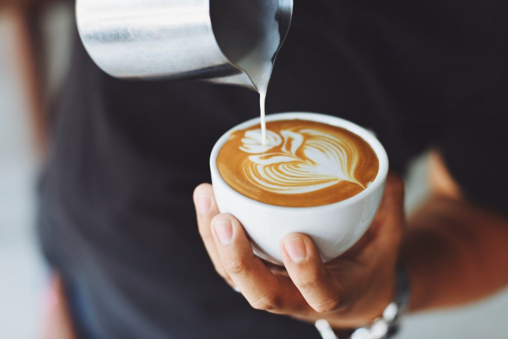 cappuccino coffe blend