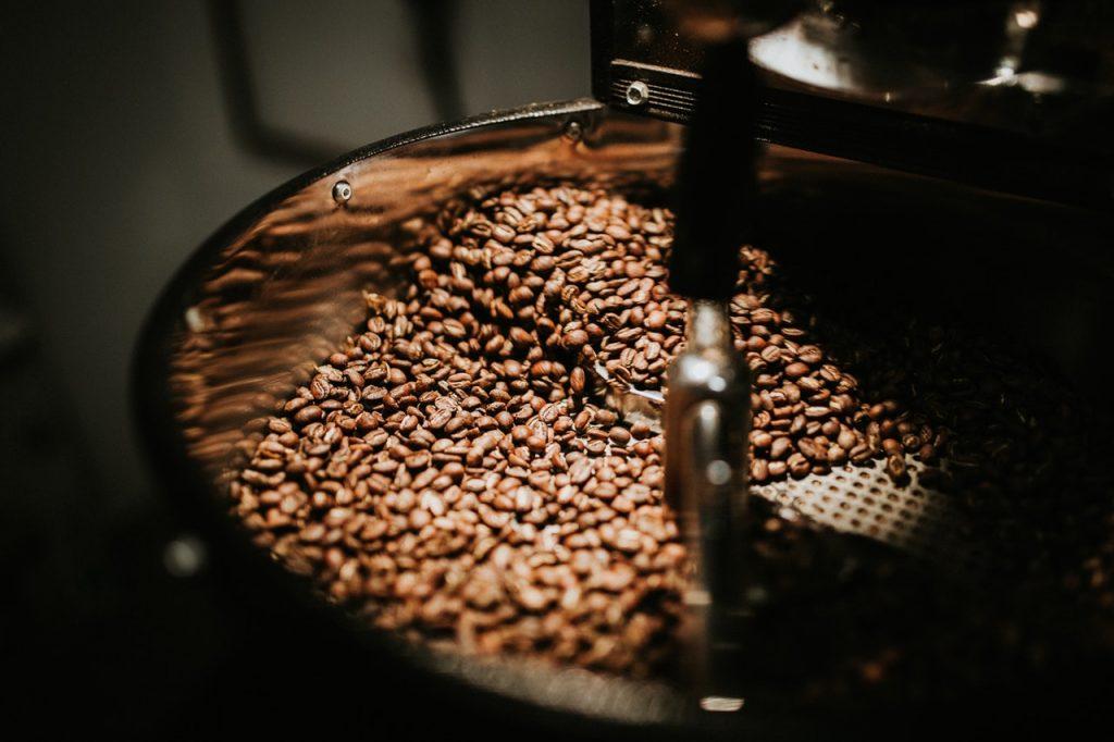 coffee blend grind