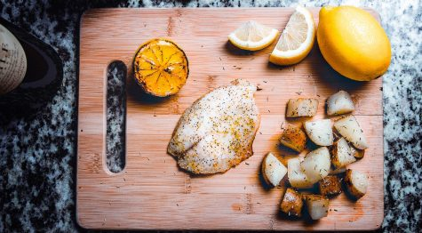 fish fillet cuisine