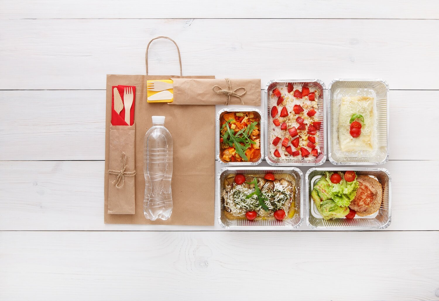 healthy food take away